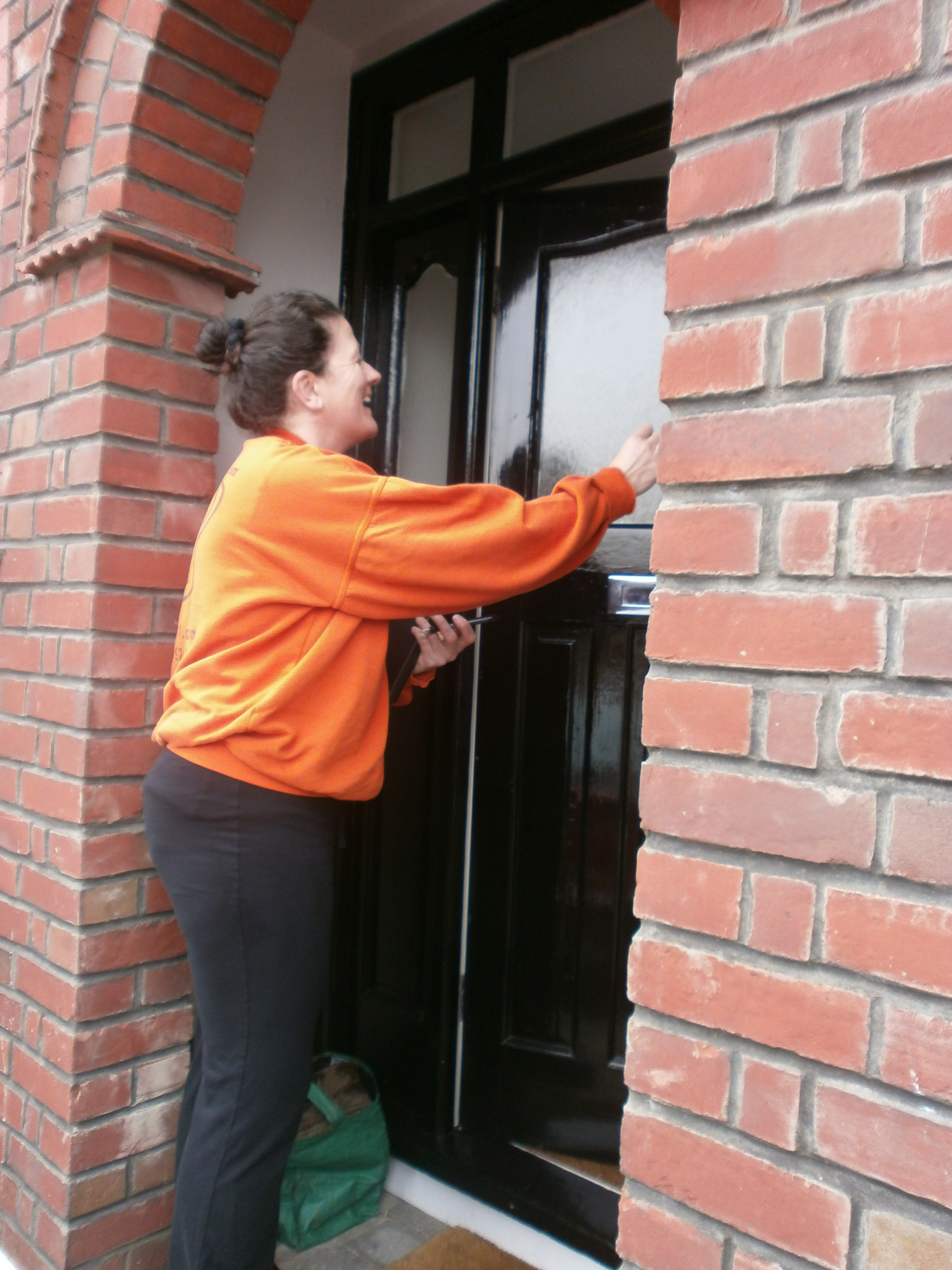Looking after people's homes
