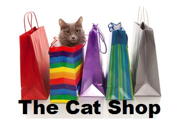 The Cat Shop logo
