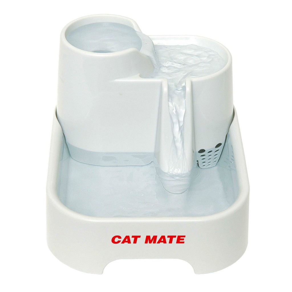 Cat Mate Pet Fountain is a best seller